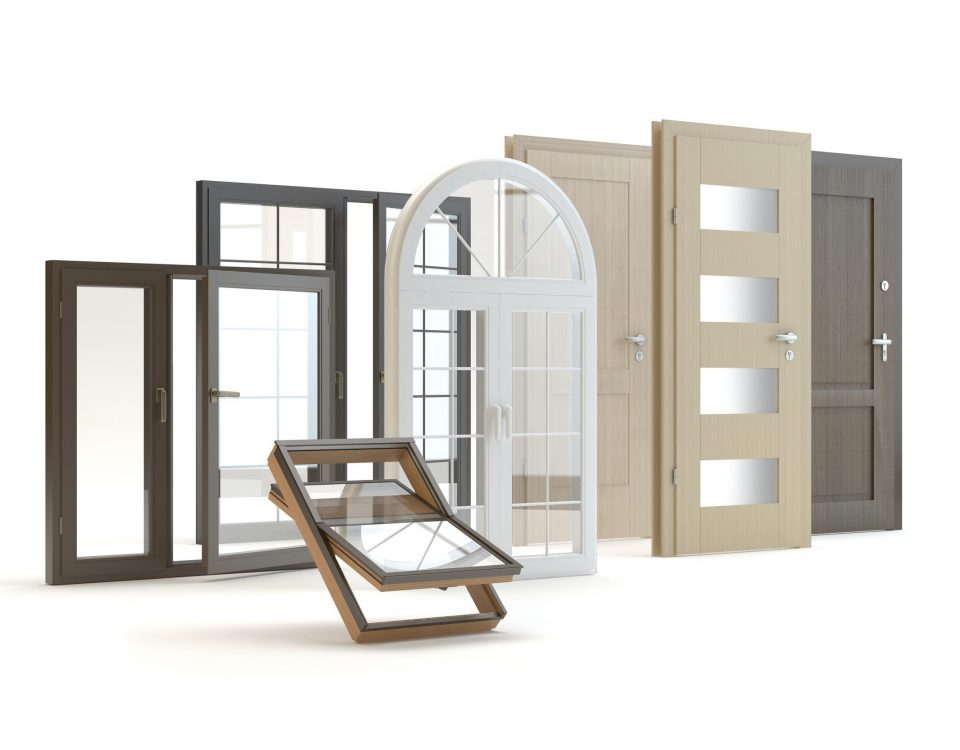 Okna i drzwi dla domu